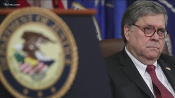 Attorney General delivers summary of Robert Mueller investigation to Congress