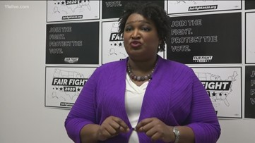 Stacey Abrams playbook outlines how she thinks Democrats can flip Georgia