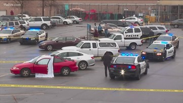 Man shot and killed in his car at Lithia Springs Walmart store