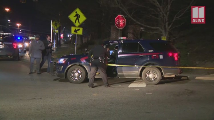 Atlanta shooting turns deadly after bullet wound to neck