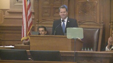 Governor Brian Kemp issues first State of the State Address | Read full transcript