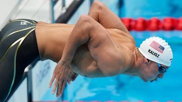 Former UGA Bulldog Chase Kalisz competes in men's 200m individual medley heats | Result