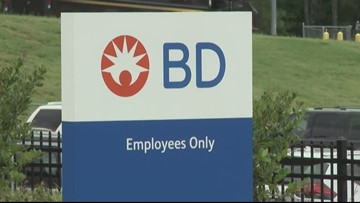 BD hit with another notice from EPD, accused of violating air quality rules at warehouse