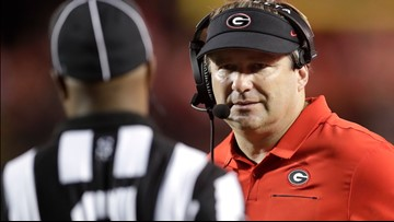 Bulldogs focused on limiting penalties against South Carolina