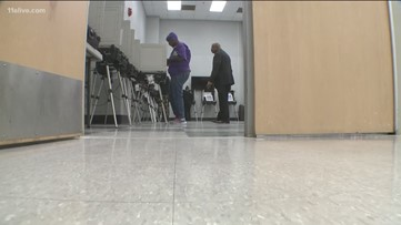 State commission looking into Georgia's voting system