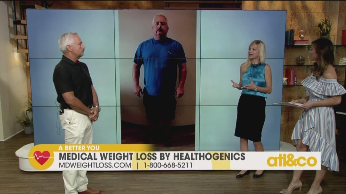 Nitroglycerin weight loss