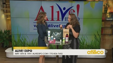 Preview the Alive! Expo