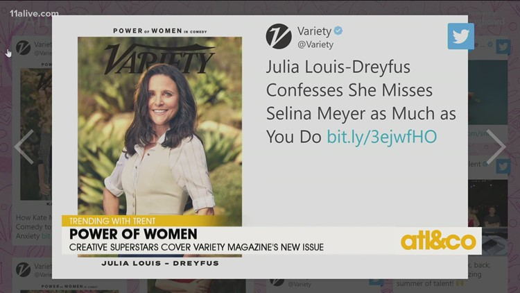 Variety Magazine's 'Power of Women' Issue