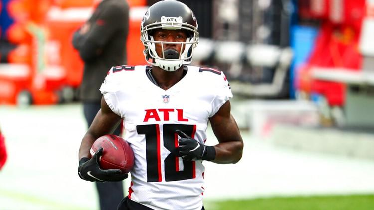 Atlanta Falcons' Calvin Ridley had minor foot surgery, reports say