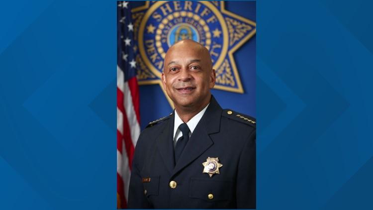 Sheriff Jeffrey L. Mann
