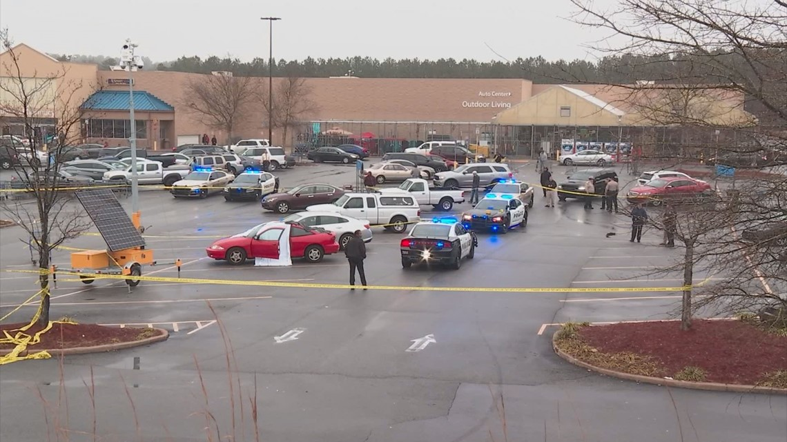 Gunman in Walmart killing identified as off-duty ICE officer