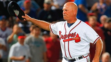 Atlanta Braves skipper Brian Snitker wins 'NL Manager of the Year'
