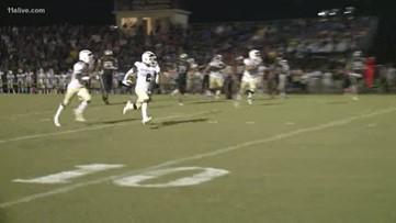 #Team11 GOW: Rockmart 40, Pepperell 10