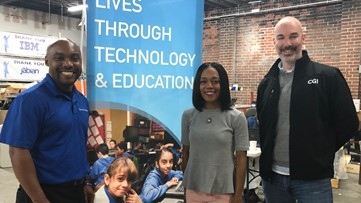 College Park resident partners with non-profit to bring computer coding camp to underserved students