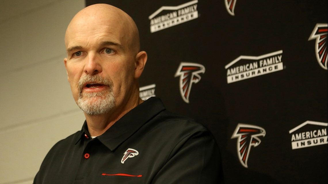 Quinn's seat getting uncomfortable? | National media's take on Falcons' loss to Cards
