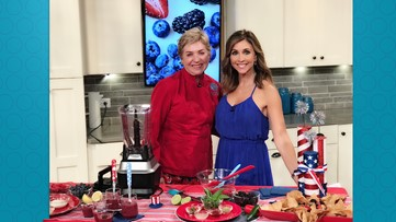 Berry Recipes for the 4th of July