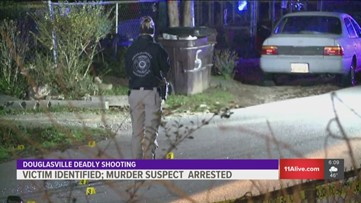 Douglasville shooting ends with teen facing murder charge