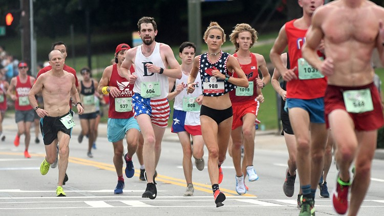 AJC Peachtree Road Race to be held in-person, over 2 days
