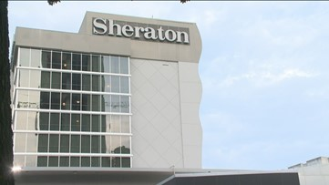 First lawsuit announced in Legionnaires' outbreak at Sheraton Atlanta hotel