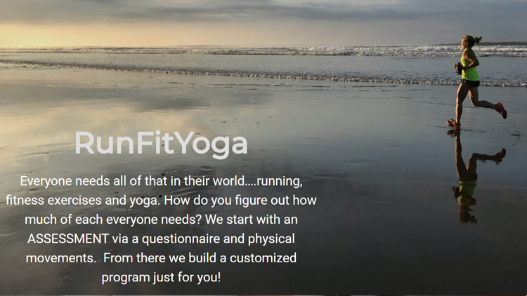 Run Fit Yoga – a balanced health regimen