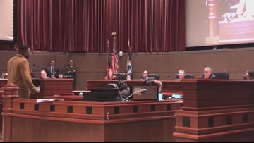 The City of East Point makes sure residents' voices are heard at Fulton County meeting