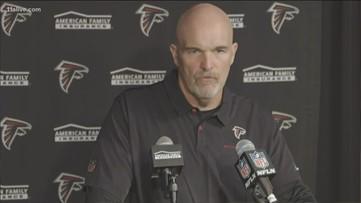 Falcons fans frustrations grow