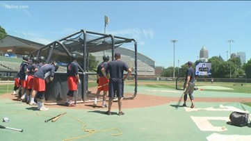 Georgia Tech to play Auburn baseball team with heavy hearts