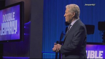 'Jeopardy!' host Alex Trebek gets choked up at message of love from contestant from Gainesville, Georgia