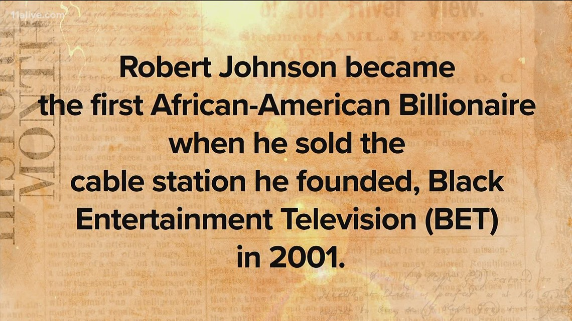 Celebrating Black History | First African-American billionaire