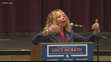 Congresswoman Lucy McBath focuses on veterans at town hall