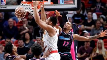 Atlanta Hawks rookie Omari Spellman out 4 weeks with high ankle sprain