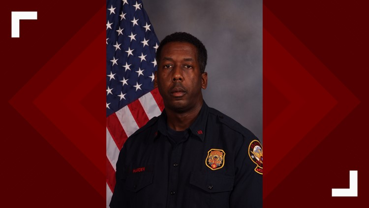 Sgt. Darrow Harden, Atlanta Fire Department