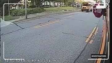 School Bus Drivers Caught Breaking the Law