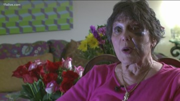 84-year-old woman sucker punched during robbery shares her story