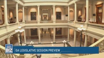 New Leadership in Georgia Legislative Session