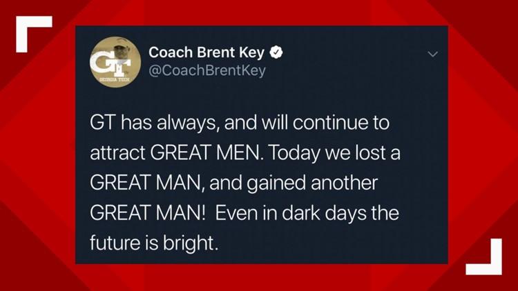 Brent Key deleted tweet