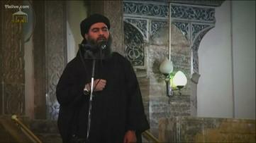 RUSH BLOCK   ISIS Leader Dead