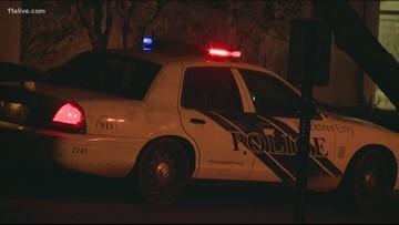 Assault rifle found hidden under jacket in large metro Atlanta Catholic church