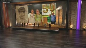 Children's Healthcare of Atlanta nurse retiring after 50 years