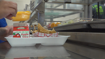 Changes made to Marietta City Schools free lunch program
