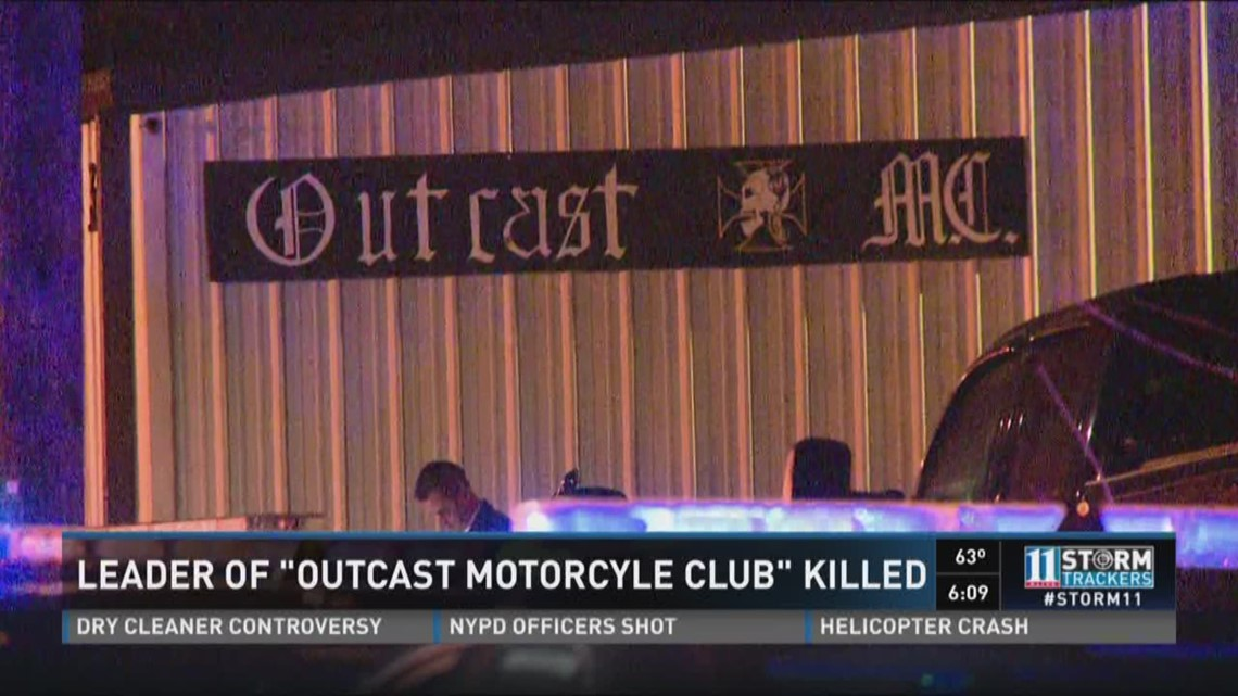 Leader of 'Outcast Motorcycle Club' killed | 11alive com