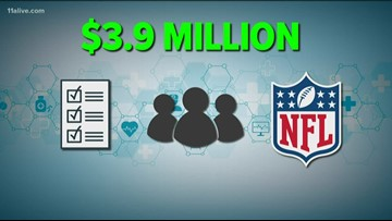 10 former NFL players charged in health care fraud scheme