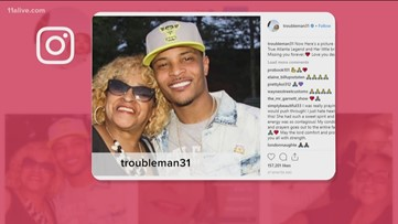 T.I. pays tribute to older sister Precious Harris