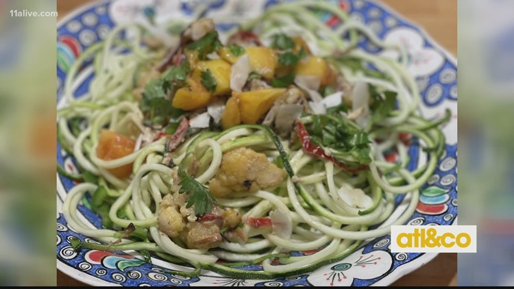 Noodles with Chef Nancy