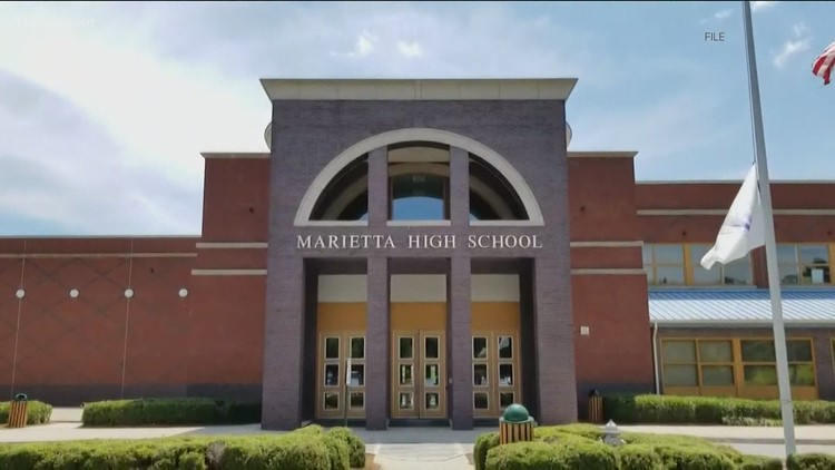 Marietta City Schools says it plans to vaccinate all eligible students