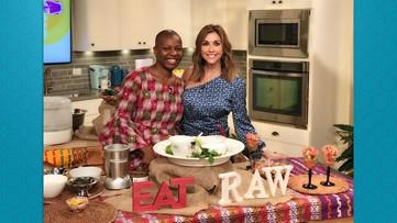 Recipes: Raw Summer Eats