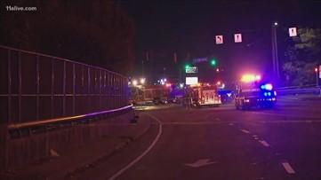 Fatal police chase crash kills three on I-85