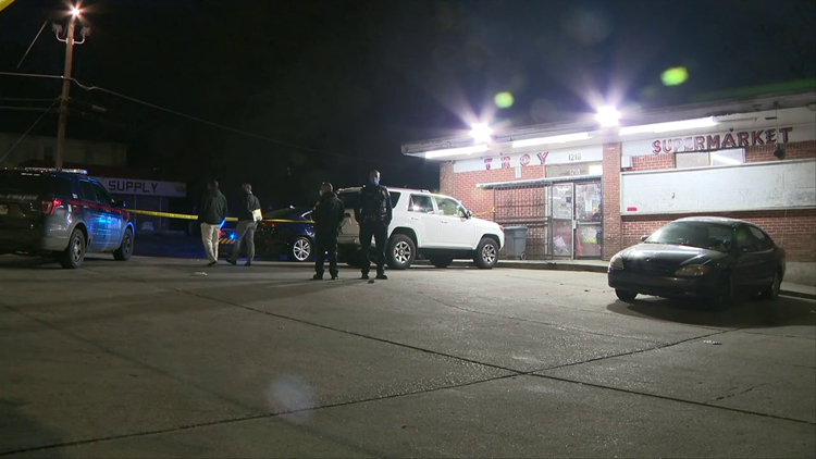 Shooting at Joseph E. Boone Boulevard and Troy Street leaves one dead in Atlanta