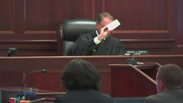 Rosenbaum Trial - Day 13, Part 1 - Attorney asks for brief recess