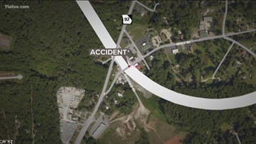 Paulding County train accident leaves man dead